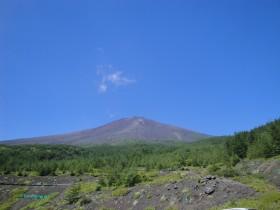 キノコ富士山 002